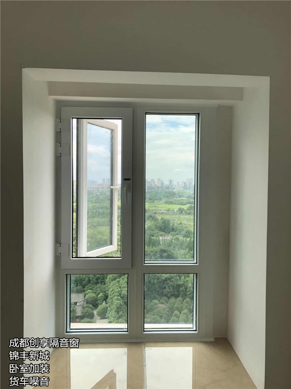 2019年6月第三周安装案例-成都创享隔音窗