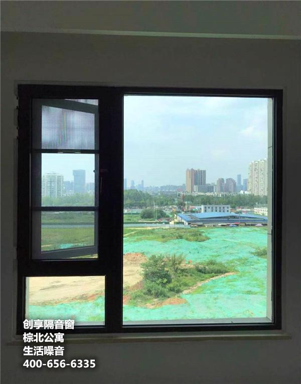 2021年7月第二、三周安装案例-创享隔音窗