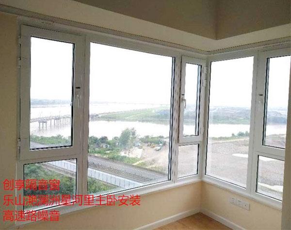 七月第二周隔音窗安装案例