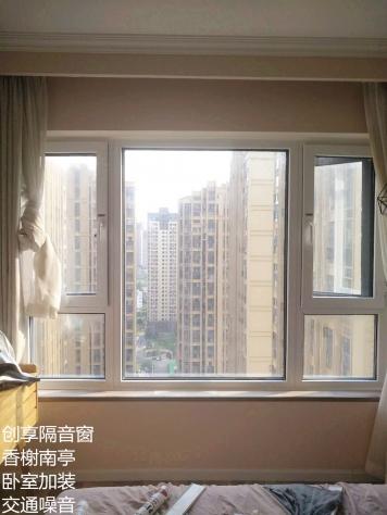 八月第四周安装案例-成都创享隔音窗