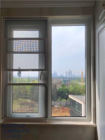 2020年4月第一周安装案例-创享隔音窗