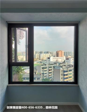 2020年11月第四周安装案例-创享隔音窗