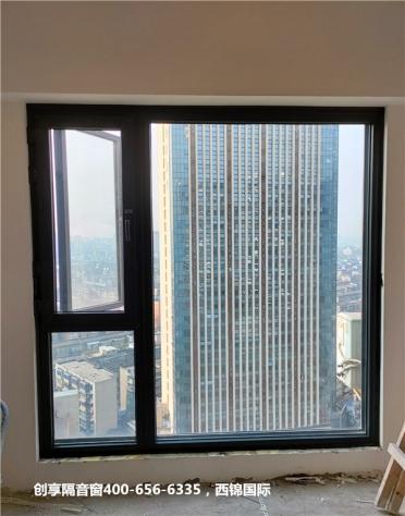 2021年1月第三周安装案例-创享隔音窗