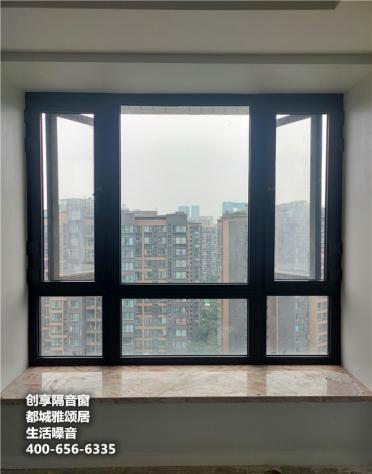2021年7月第一周安装案例-创享隔音窗